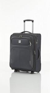 Titan Nonstop 2w S palubní kufr TSA 55x40x20 cm 44-53 l Anthracite