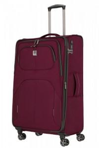 Titan Nonstop 4w L cestovní kufr TSA 79 cm 108-122 l Merlot