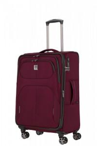 Titan Nonstop 4w M cestovní kufr TSA 68 cm 74-85 l Merlot
