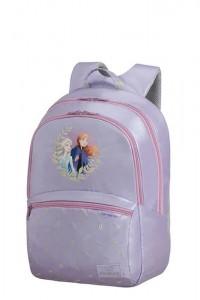 Samsonite Dětský batoh Disney Ultimate 2.0 M Frozen 40C 18,5 l – fialová