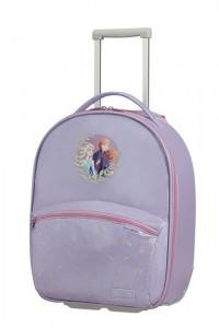 Samsonite Kabinový cestovní kufr Disney Ultimate 2.0 Upright Frozen 40C 24 l – fialová