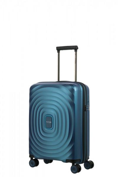 Titan Kabinový kufr Looping S Petrol 37 l