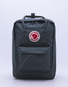 "Batoh Fjällräven Kanken Laptop 15"" 660 Forest Green Malé (do 20 litrů)"