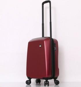 Mia Toro M1713/3-S Torino cestovní kufr TSA 58 cm 38-48 l Red