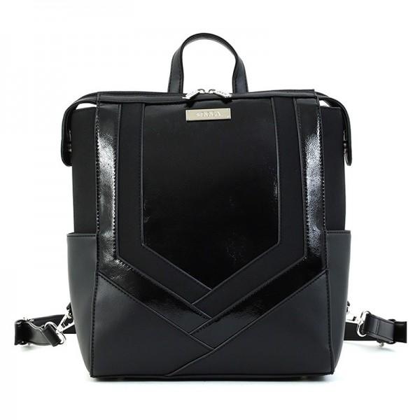 Dámský batoh Doca 15231 – černá
