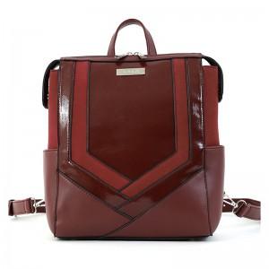 Dámský batoh Doca 15233 – červená