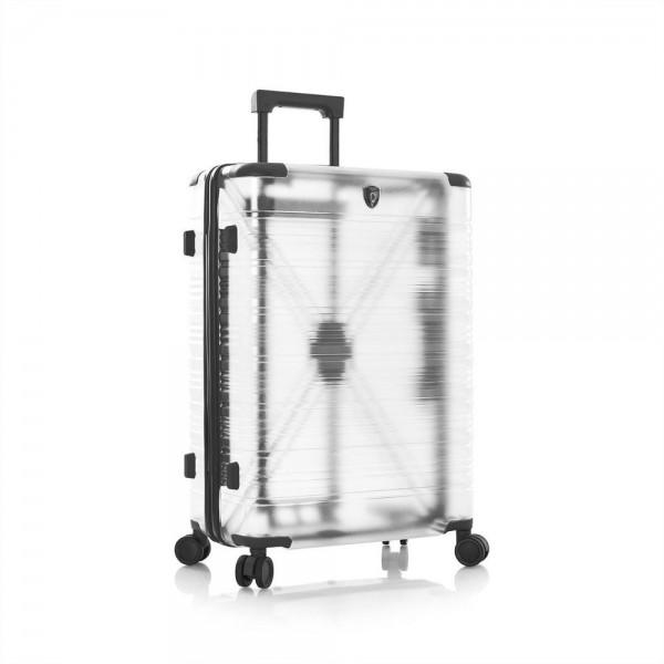 Heys Skořepinový cestovní kufr X-Ray M Black 64 l
