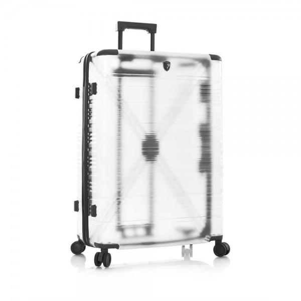 Heys Skořepinový cestovní kufr X-Ray L Black 101 l