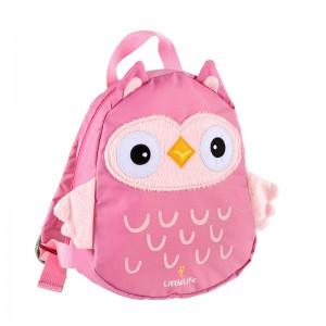LittleLife Toddler Backpack Owl