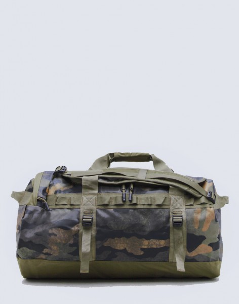 Batoh The North Face Base Camp Duffel M BRTOLGWCP Extra velké (nad 50 litrů)