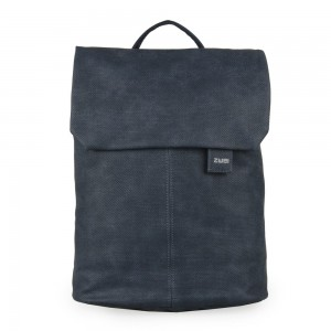 Zwei Dámský batoh Mademoiselle Canvas MR13 6l – tmavě modrá