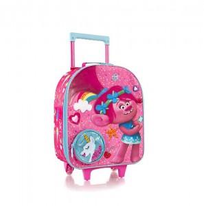 Heys Dětský kabinový kufr Soft Trolls 3 21 l