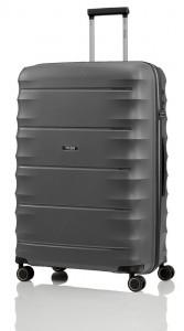 Titan Skořepinový cestovní kufr Highlight 4w L Anthracite 112 l
