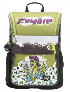BAAGL Školní aktovka Zippy Zombie 17 l