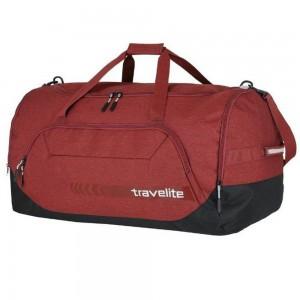 Travelite Cestovní taška Kick Off Duffle XL Red 120 l