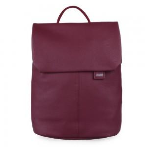Zwei Dámský batoh Mademoiselle MR13 6 l – vínová