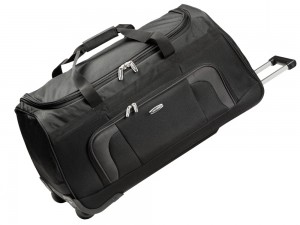 Travelite Orlando Travel Bag 2w Black 73 L
