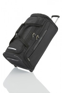 Travelite CrossLITE Wheeled duffle L Black 117 l