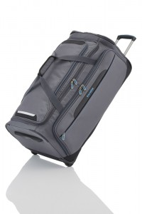 Travelite CrossLITE Wheeled duffle L Anthracite 117 l