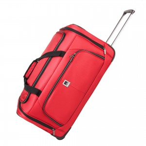 Titan Nonstop 2w Travel Bag Red 98 l