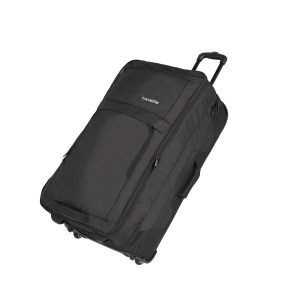 Travelite Basics Doubledecker Black 100/127 l