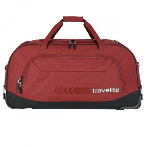 Travelite Kick Off Wheeled Duffle Red 120 l