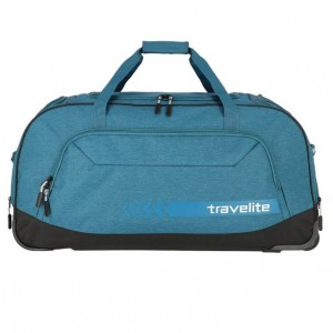 Travelite Kick Off Wheeled Duffle Petrol 120 l