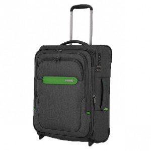 Travelite Madeira 2w S Anthracite/Green 41/47 l