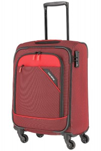 Travelite Derby 4w S Red 41 l