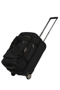 Titan Prime Trolley Travelbag S Black
