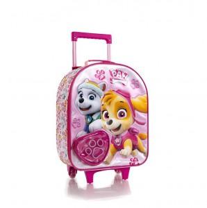 Heys Kids Soft Paw Patrol Pink 2 21l