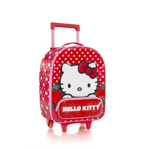 Heys Kids Soft Hello Kitty Red 21l
