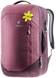 Deuter Aviant Carry On 28 SL Maron-aubergine
