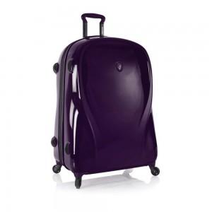Heys Skořepinový cestovní kufr xcase 2G L Ultra Violet 103 l