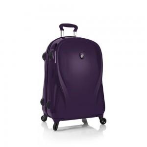 Heys Skořepinový cestovní kufr xcase 2G M Ultra Violet 72 l