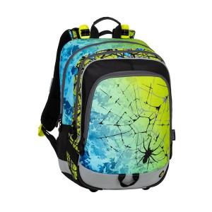 Bagmaster Alfa 20 C Blue/green/yellow/black