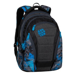 Bagmaster Bag 20 D Blue/grey/black