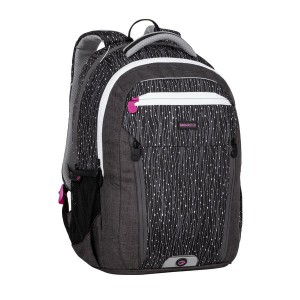 Bagmaster Boston 20 A Black/grey/white