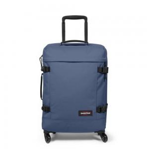 EASTPAK Palubní cestovní taška na kolečkách Trans4 S Bike Blue 44 l