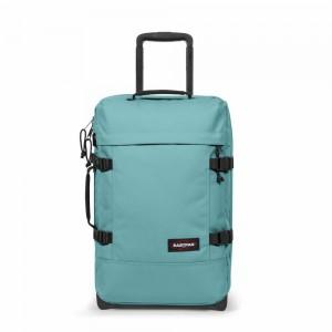 EASTPAK Palubní cestovní taška Tranverz S Basic Blue 42 l