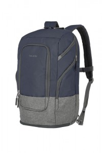 "Travelite Batoh na notebook 15,6"" Basics L Navy 30 l"