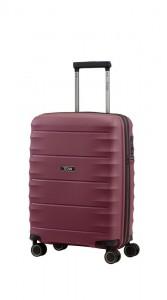 Titan Kabinový cestovní kufr Highlight 4w S Merlot 38 l