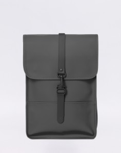 Batoh Rains Backpack Mini 18 Charcoal Malé (do 20 litrů)