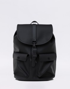 Batoh Rains Camp Backpack 01 Black Malé (do 20 litrů)