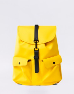 Batoh Rains Camp Backpack 04 Yellow Malé (do 20 litrů)