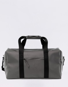 Rains Gym Bag 18 Charcoal
