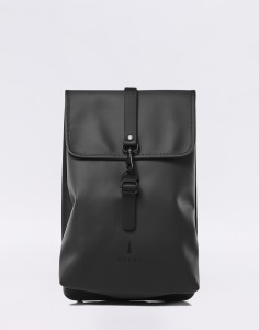 Batoh Rains Rucksack 01 Black Malé (do 20 litrů)