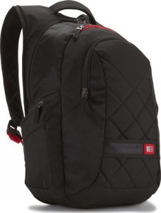 "Case Logic Batoh na notebook 16"" Black 25 l"