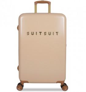 SUITSUIT Fab Seventies Cestovní kufr M Warm Sand