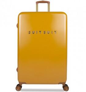 SUITSUIT Fab Seventies Cestovní kufr L Lemon Curry